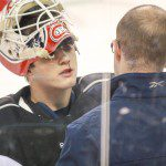 Emotions On Display at Hamilton Bulldogs Practice [PHOTO GALLERY]
