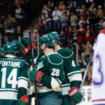 Game Recap: Habs Depth Players Can't Compete with Wild [VIDEO Highlights]