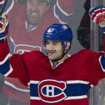 Official Release: Pacioretty Named NHL's 2nd Star of the Week