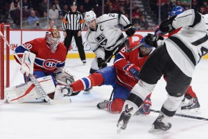 Game Recap: Kings Exploit Lapses, Dominant Habs [VIDEO]