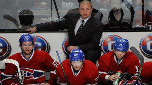 Therrien 300x168 We See the Elephants in the Habs Dressing Room