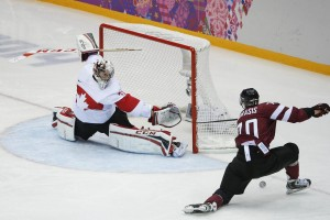 Olympic Hockey: Anything But Boring