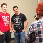 Gionta and Gallagher Charity Tees from True Rivalry