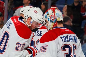 Habs sign Dustin Tokarski to a Two-year Deal