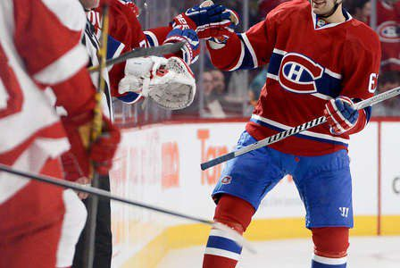 Habs Max Pacioretty Named NHL's Third Star of the Week