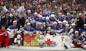 Russia Hockey Championships World m