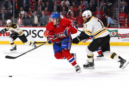 Habs Sign Dale Weise to Two-Year Contract Extension