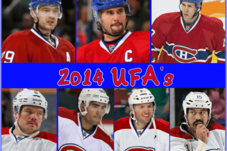 Free Agents: What Will the Habs Do?