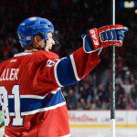 Habs Sign Forward Lars Eller to Four-year Contract