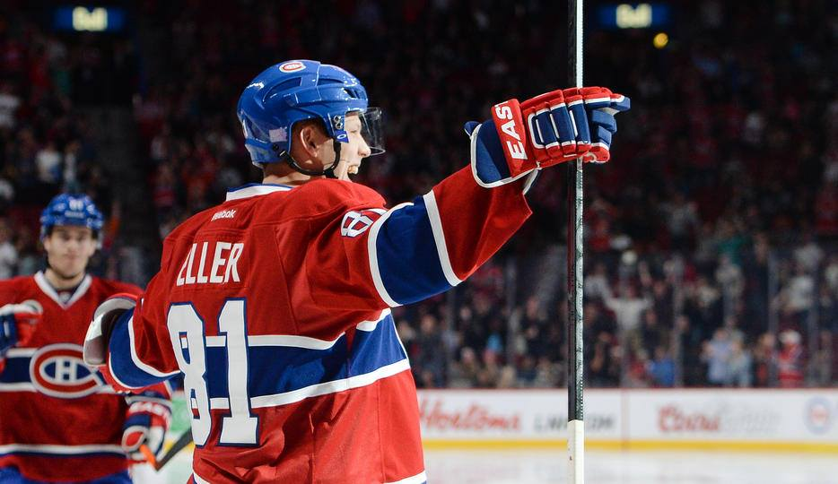 10550818 10152600929578330 5082140570673000733 n Habs Sign Forward Lars Eller to Four year Contract