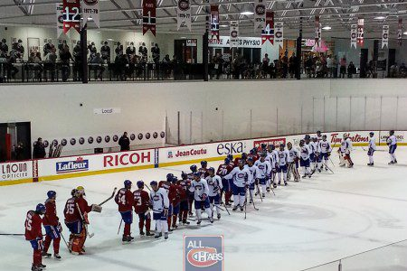 Prospect Report: Canadiens Development Camp Final Scrimmage