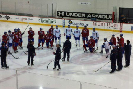 Prospect Report: Canadiens Development Camp Photo Gallery