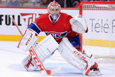 A Huge Price to Pay: Canadiens' Goalie Focused for 2014/15 Season