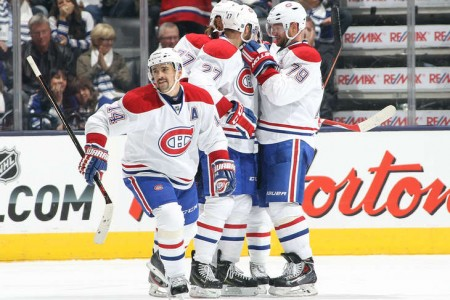 Recap – 3 Stars, Highlights: Plekanec Leads Habs Past Leafs