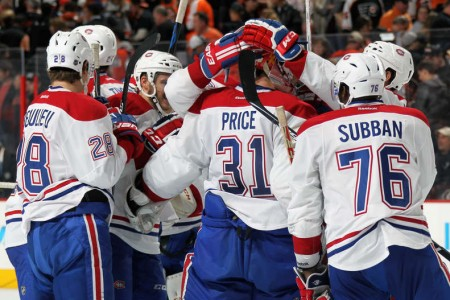 All Habs Headlines: Win in Philly, Prust, Scherbak, Carr, Savard