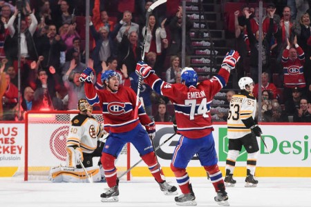 Habs Bell Centre Opener: It Feels Good to be Home!