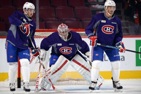 All Habs Headlines: Plekanec, Pacioretty, MacMillan, Therrien, Coaching