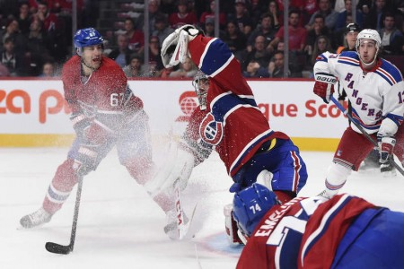 Recap – Rangers vs Canadiens: Habs Continue Hot Start