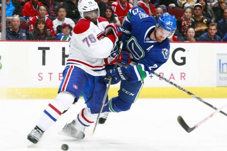Recap – Canadiens vs Canucks: Habs Comeback But Fall in OT