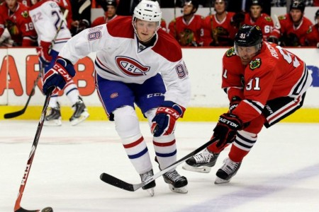 Habs Sign Bowman to One-year, Two-way Deal