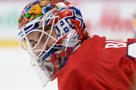 Habs Trade Peter Budaj, Patrick Holland to Jets for Eric Tangradi