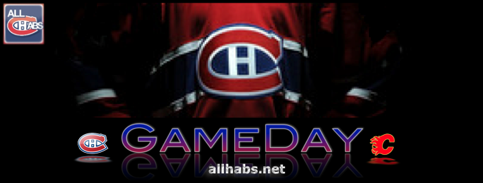 Game Day: Canadiens vs Flames Preview, Lineups