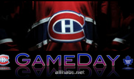 GAME DAY | Leafs – Canadiens: Preview, Lines, Goalies, TV, Fantasy