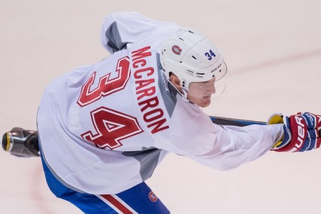 All Habs Headlines: Habs Prep for Bruins, Bournival, McCarron, Bennett, Bozon