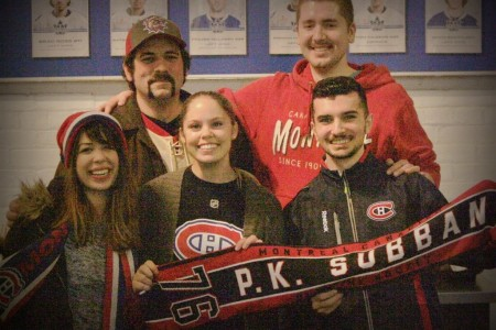 Memorable Event for GTA Fans: Bulldogs Game, Habs Watch Party