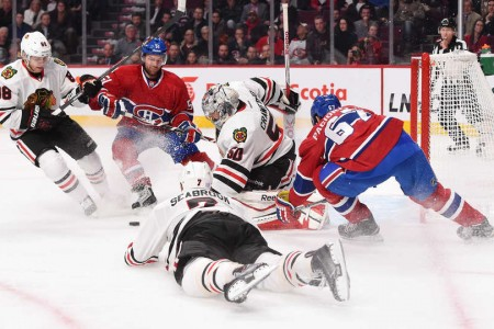 Recap – Blackhawks vs Canadiens: Price Solid Again, Habs Top Skaters AWOL