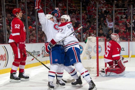 Recap – Canadiens vs Red Wings: Habs Win Sixth Straight