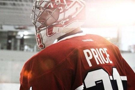 Carey Price Named NHL's Second Star of the Week