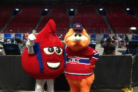All Habs Headlines: Blood Drive, Worth a Billion, Lucic a Joke, Desharnais Chatter