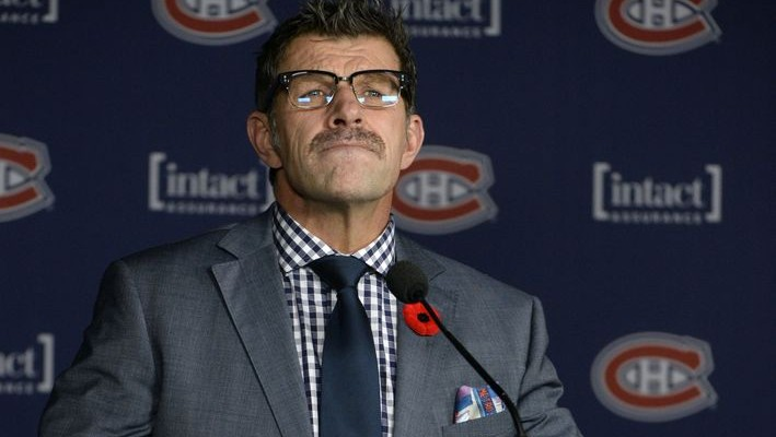 Habs' Bergevin Trimming the Fat