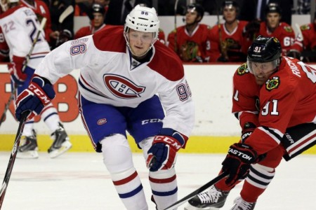 Canadiens Recall Forward Drayson Bowman from Hamilton
