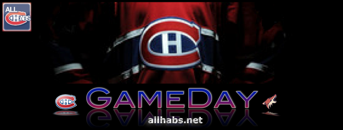 GAME DAY   Coyotes – Canadiens: Preview, Lines, Goalies, TV