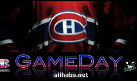 Game Day – Sharks vs Canadiens : Preview, TV, Lines, Goalies