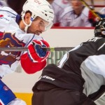 Canadiens Recall Forward Eric Tangradi from Hamilton