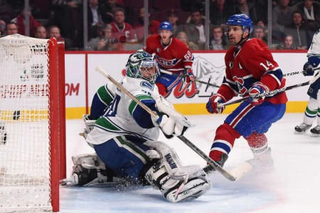 Recap – Canucks vs Canadiens: Habs Honour Beliveau With Win
