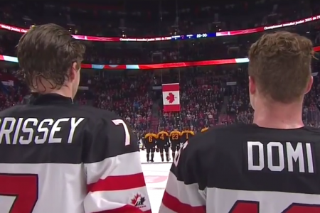 Recap – Germany vs Canada: Canadians Rely on Power-play for 2nd WJC Win