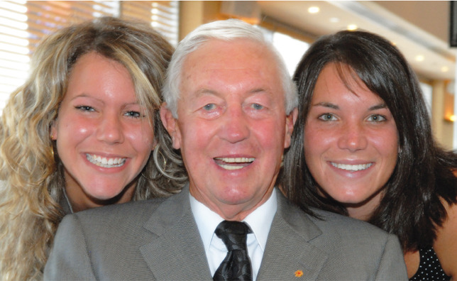 A Touching Thank You from the Béliveau Family