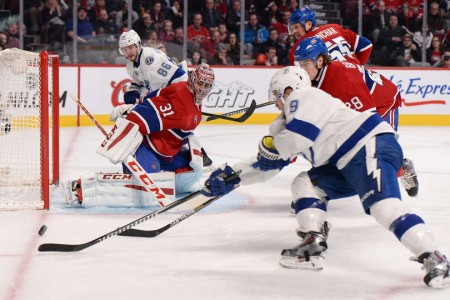 Recap – Lightning vs Canadiens:  Habs Flat as Bolts Take Top Spot in East