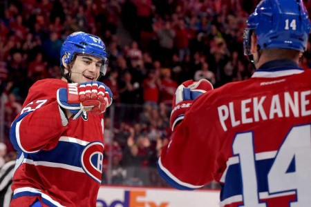 Rewind – Hot Plays of Week 15: Plekanec, Pacioretty, Markov Show Leadership
