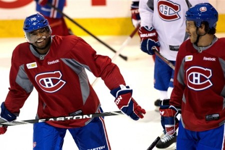 All Habs Headlines: Prust, Subban Tussle, Line Swap, All-Stars