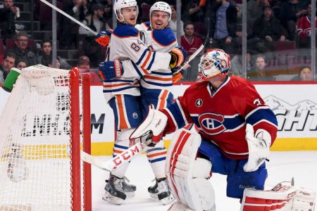 Recap – Oilers vs Canadiens: Habs Looking Ordinary Without 31