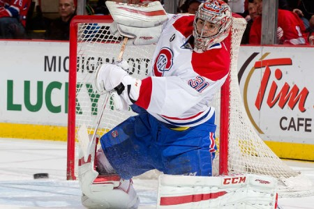Recap – Canadiens vs Red Wings: Price Leads Habs With a Milestone Shutout