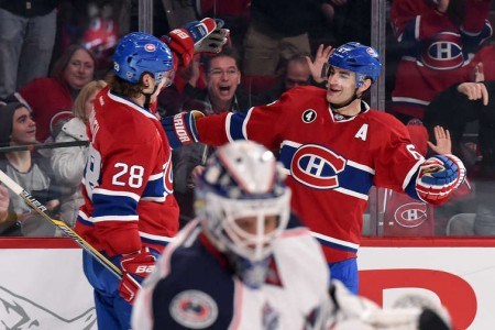 Rewind – Hot Plays of Week 20: Habs Step Up Despite Injuries
