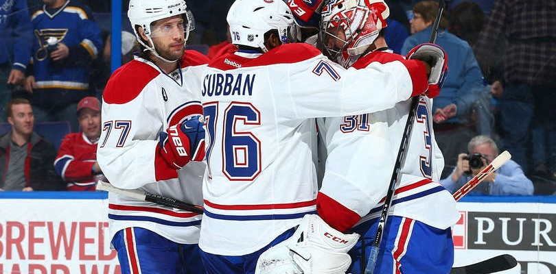 Recap – Canadiens vs Blues: Ninth Straight Road Win for Price, New Habs Record