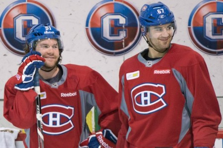 All Habs Headlines: PK, Alex Top by Age, Max – DD Reunited, Baby Gilbert, Prust on Fighting
