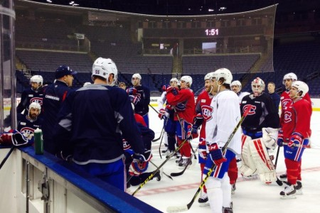 All Habs Headlines: Practice Notes, DSP Excited, No Regrets for Sekac, Coaches Praise Price